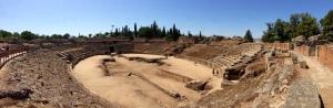 Anfiteatro Romano (panorámica)