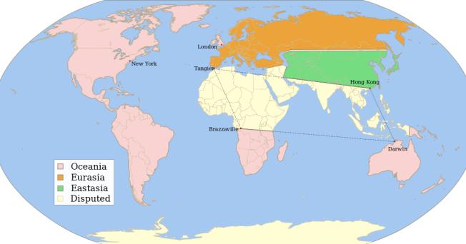 Mundo según 1984