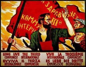 El color rojo tiñe a la nueva sociedad rusa del siglo XX
