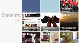 Flipboard, la revista a la carta