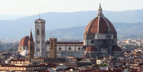 Florencia de perfil