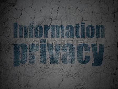 Privacidad Vs. Información