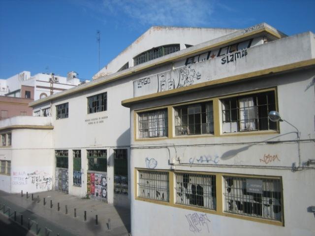 Mercado Puerta de la Carne-Sevilla