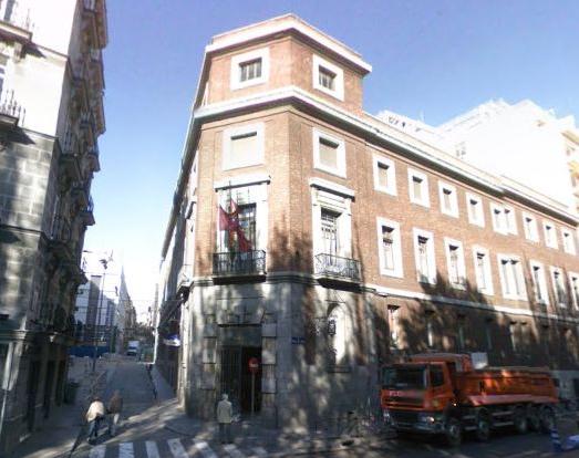 Paseo del Prado 30-Madrid