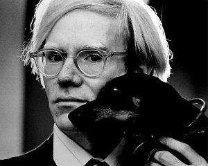 Andy Warhol by Jack Mitchell IMAGEN Wikipedia