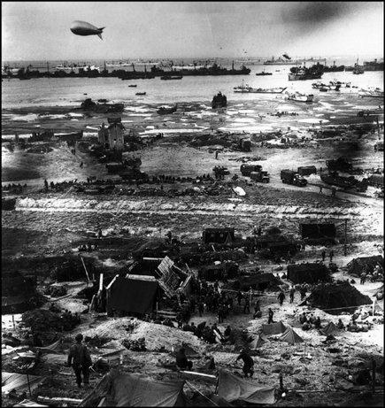 FRANCIA—Omaha Beach, 6 de junio de 1944