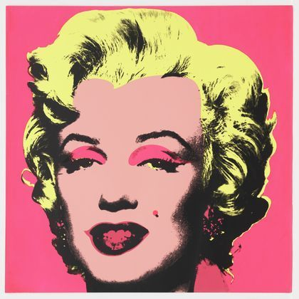 Marilyn Monroe | Andy Warhol | Pop Art | 1967