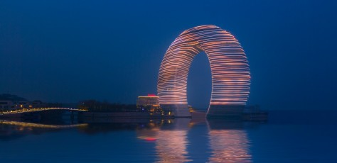 Sheraton Huzhou Hot Spring Resort China