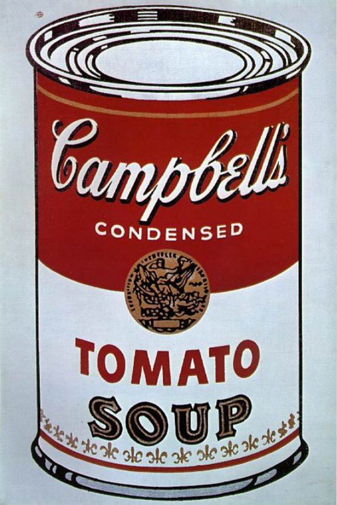 Sopa Campbell | Andy Warhol | Pop Art | 1969