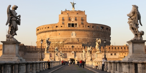 Castillo Sant Angelo - Roma, Italia
