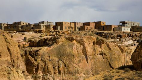 Pueblo Acoma (Albuquerque, Nuevo México)