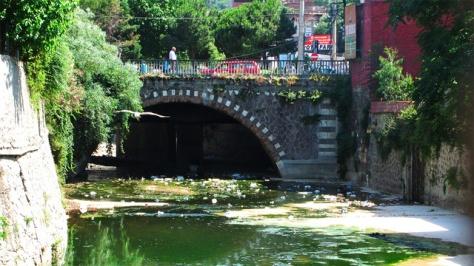 Puente de las Caravanas - Turquía