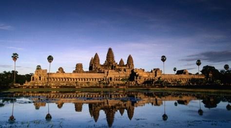 Templos de Agkor - Camboya