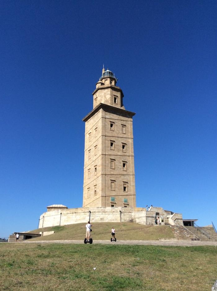 Torre de Hércules | IMAGEN: @jalfocea